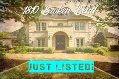 1810 Broken Bend -- JUST LISTED